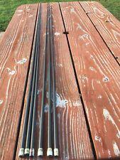 lot of 6 graphite rod building blanks 64�-73� 8-15 lb line