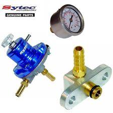 Sytec Regolatore Della Pressione Del Carburante Kit + Indicatore Carburante Mazda 323F/GTR