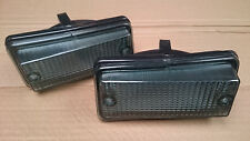 Fiat 126 Pair of Front Smoked Indicator Indicators Lamp