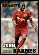 Merlin Premier Gold 1996-1997 - Liverpool John Barnes #80