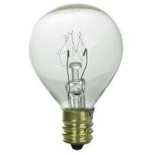 SUNLITE 10W 120V Globe G11 E12 Incandescent Light Bulb