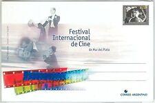 64712 - ARGENTINA - POSTAL HISTORY: POSTAL STATIONERY CARD 1995 - CINEMA