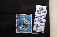 FRANCOBOLLI SVIZZERA USATI N. 571 (A12976)