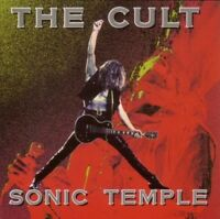 THE CULT - SONIC TEMPLE-REMASTERED  CD NEW