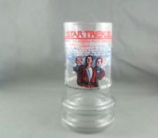 Start Trek 3 Movie Promo Glass - Enterprise Destroyed (1984) - Taco Bell Promo