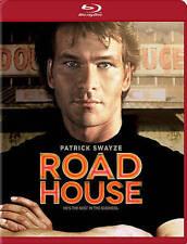 Road House Blu-ray, Very Good DVD, Swayze, Patrick, Elliott, Sam,