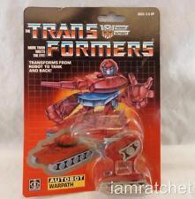 Transformers Original G1 Minibot Warpath MOSC