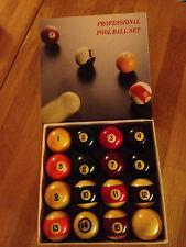 Professionelles Pool-Billard-Kugel-Set