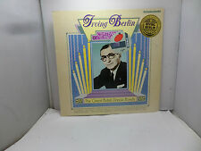LRVING BERLIN CENTENARY CELEBRARATION SH512 RETROSPECT SERIRS  LP RECORD