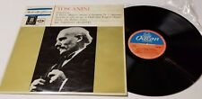 TOSCANINI BBC OUVERTURES OVERTURES LP ODEON QIM 6398 NM