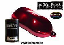3 Litre Paint Kit of Candy Deep Red, Automotive Paint Urethane, Custom Paint