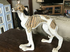 """VERY RARE COUNTRY ARTISTS """"A BREED APART"""" LARGE """"BULLET THE WHIPPET"""" FIGURE"""