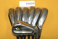 TaylorMade Rocketbladez RBladez 5-PW SW Irons Senior Graphite 7 Club Set V4034