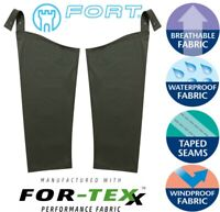 FORT FORTEX 500 AIRFLEX Waterproof Windproof Breathable LEGGINGS for TROUSERS