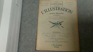 rare 9 fevrier 1918 L'ILLUSTRATION N°3910 journal special GUERRE 1914-1918!