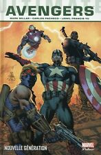 COMICS ULTIMATE AVENGERS > VOLUME 1, NOUVELLE GENERATION / MILLAR, MARVEL DELUXE