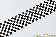 VESPA Dekor Aufkleber - Karo / Rally - 200 x 5 cm - V50 PV ET3 PK PX Sprint GS