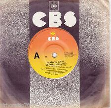 MARVIN GAYE Sexual Healing / Instrumental 45