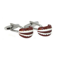 False Teeth Cufflinks New & Boxed Dentures dental AJ114