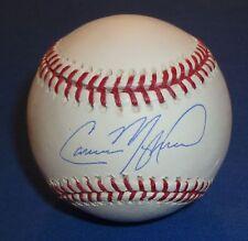 Cameron Maybin Signed Baseball PSA/DNA COA Yankees 2017 Astros Ball Autograph