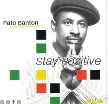 CD PATO BANTON - STAY POSITIVE - BLUE NOTE 1996