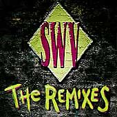 The Remixes [EP] by SWV (CD, May-1994, RCA)