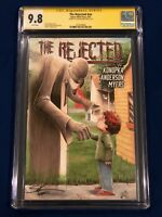 THE REJECTED 1st Print CGC Signature Series 9.8 Signed by Creator Stan Konopka