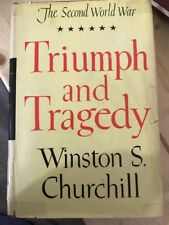 BCE TRIUMPH AND TRAGEDY by WINSTON S CHURCHILL; Vol 6 inSECOND WORLD WAR SERIES