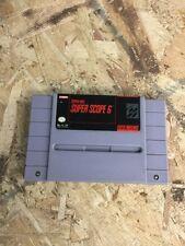 Super Scope 6 (Super Nintendo SNES) *Used*