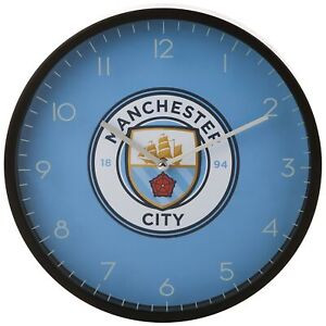 Manchester City Football Sports Home Office Decorative Wall Clock