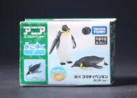 Selvagem Mini Figura Animal Brinquedo TAKARA TOMY Ania AS-36 Gorila E Abacaxi Ver