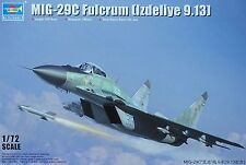 TRUMPETER® 01675 MIG-29C Fulcrum (Izdeliye 9.13) in 1:72
