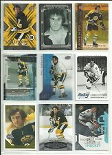 HUGE PHIL ESPOSITO 65 CARD 50 DIFFERENT LOT a BRUINS +