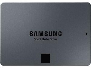 "SAMSUNG 870 QVO Series 2.5"" 2TB SATA III Samsung 4-bit MLC V-NAND Internal Solid"