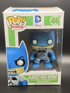 "DC COMICS THE BLACKEST NIGHT ZOMBIE BATMAN 3.75"" VINYL FIGURE POP FUNKO NEW Toy"