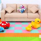 10 x Interlocking Puzzle Floor Foam Gym Mats Thick Squares Tile Kid Play Mats