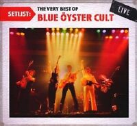 Blue Oyster Cult - Setlist: The Very Best Of [New & Sealed] Digipack CD