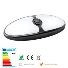 12V LED Deckenleuchte Deckenlampe Innenraumbeleuchtung Wohnwagen Schalter 500Lms