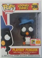 2018 SDCC EXCLUSIVE Playboy Penguin #396 Looney Tunes Vinyl Figure