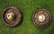 Per Beko DPU8380X DCU7230S DCU7230B DCU7230W asciugatrice a tamburo ruota di sostegno