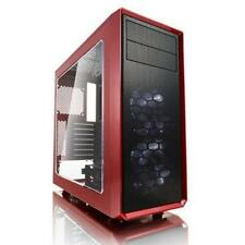 Fractal Design Focus G Computer Case with Windowed Side Panel (fdcafocusrdw)