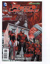 Red Lanterns # 26 NM DC 1st Print Regular Cover New 52 N52