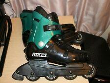ROCES Aggresive Inline Skates LAX Los Angeles Italy Men's US 9 EU 42 Vintage 90s