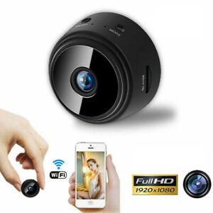 Telecamera spia microcamera infrarossi wifi nascosta HD micro camera P2P mini