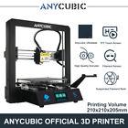 US Anycubic Vyper FDM 3D Printer Auto Leveling /MEGA S Metal Frame Fast Assembly