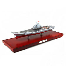 Chinese LiaoNing Aircraft Carrier Boat 1/500 Scale Alloy Simulation Static Model