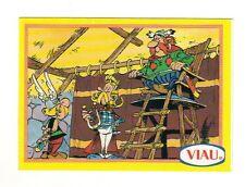 Asterix ,la collection , Assurancetourix (Cacofonix) , base card # 5, Viau ,1996