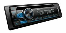 Pioneer DEH-S4100BT Single DIN Bluetooth Multimedia CD Car Stereo Receiver
