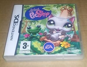Littlest Pet Shop: Jungle (Nintendo DS) 2DS / 3DS
