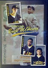 Finding Buck McHenry (DVD, 2001) NEW